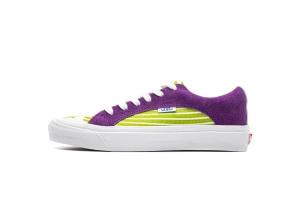 万斯 LA紫 Vans Old Skool VN0A4P3WTJ61 Vans Og Lampin Lx Purple