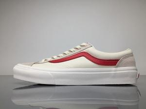 万斯 白红 Vans Old Skool White Red