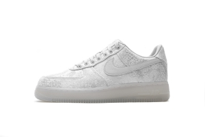 XP空军 白丝绸  XP空军 Fragment Clot x Nike Air Force 1 PRM White